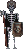 Esqueleto Guerrero